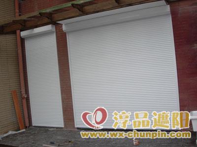 CP7100户外卷帘窗