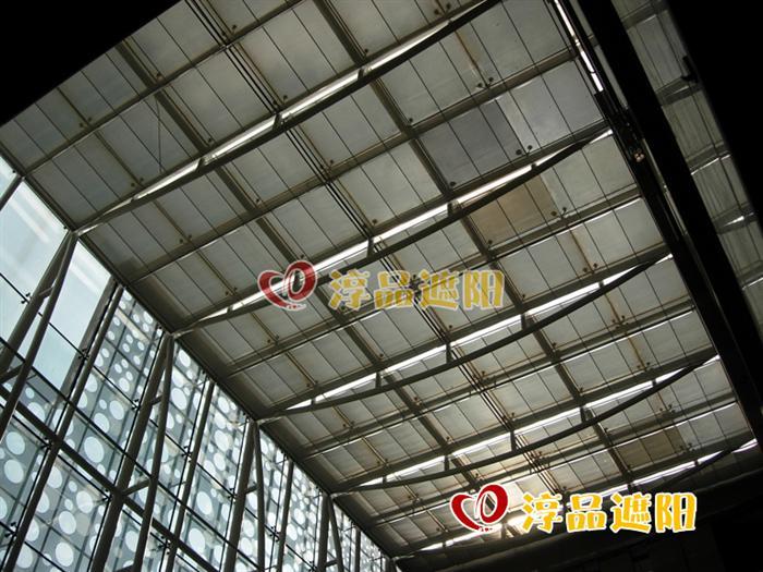 CP2100折叠式天棚帘b
