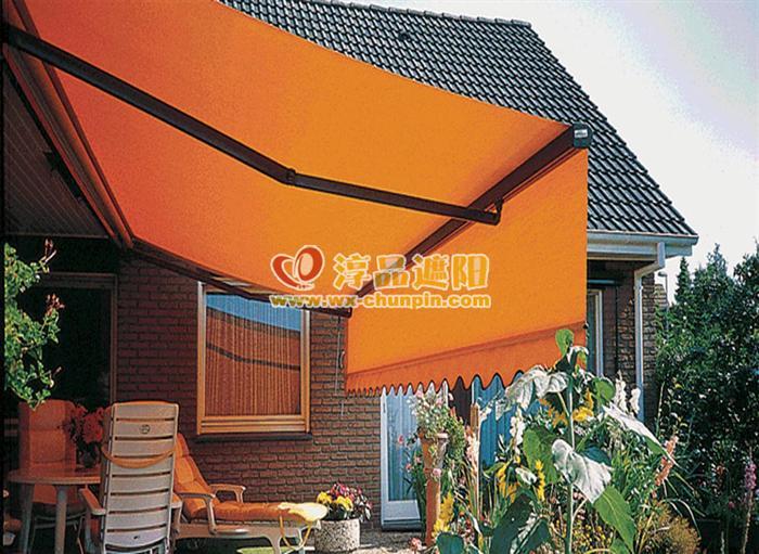 CP5100曲臂式遮阳篷